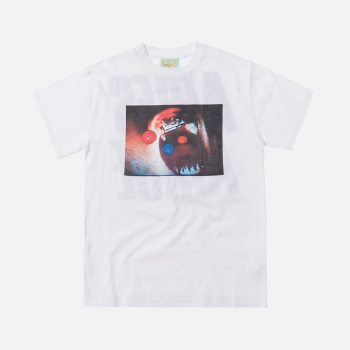 Aries Arise ODB Tee - White