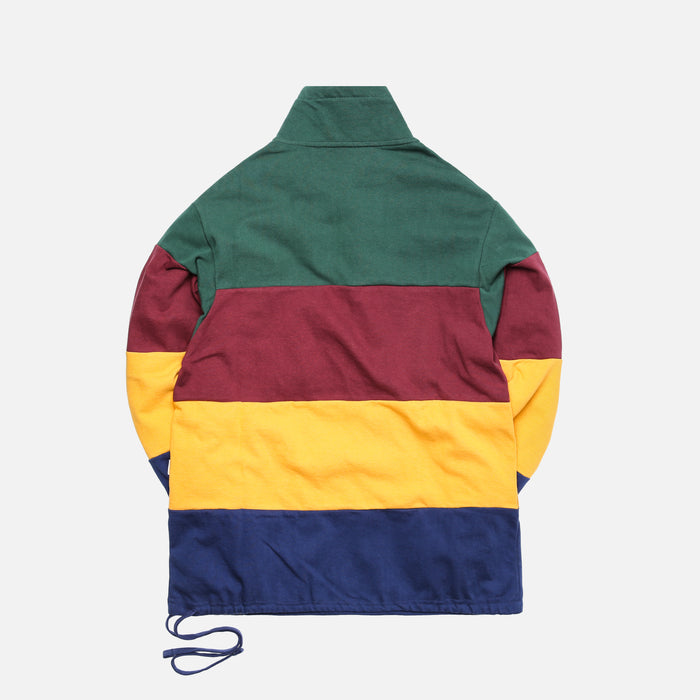 Aimé Leon Dore Zip-Up w/ Drawstring Pullover - Multi