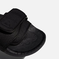 adidas x Pharrell Williams Boost Slide - Core Black Thumbnail 5