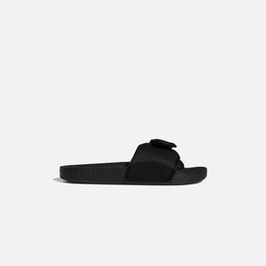 adidas x Pharrell Williams Boost Slide - Core Black Image 1