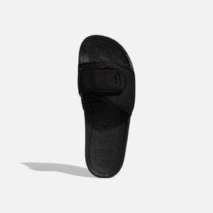 adidas x Pharrell Williams Boost Slide - Core Black Image 3