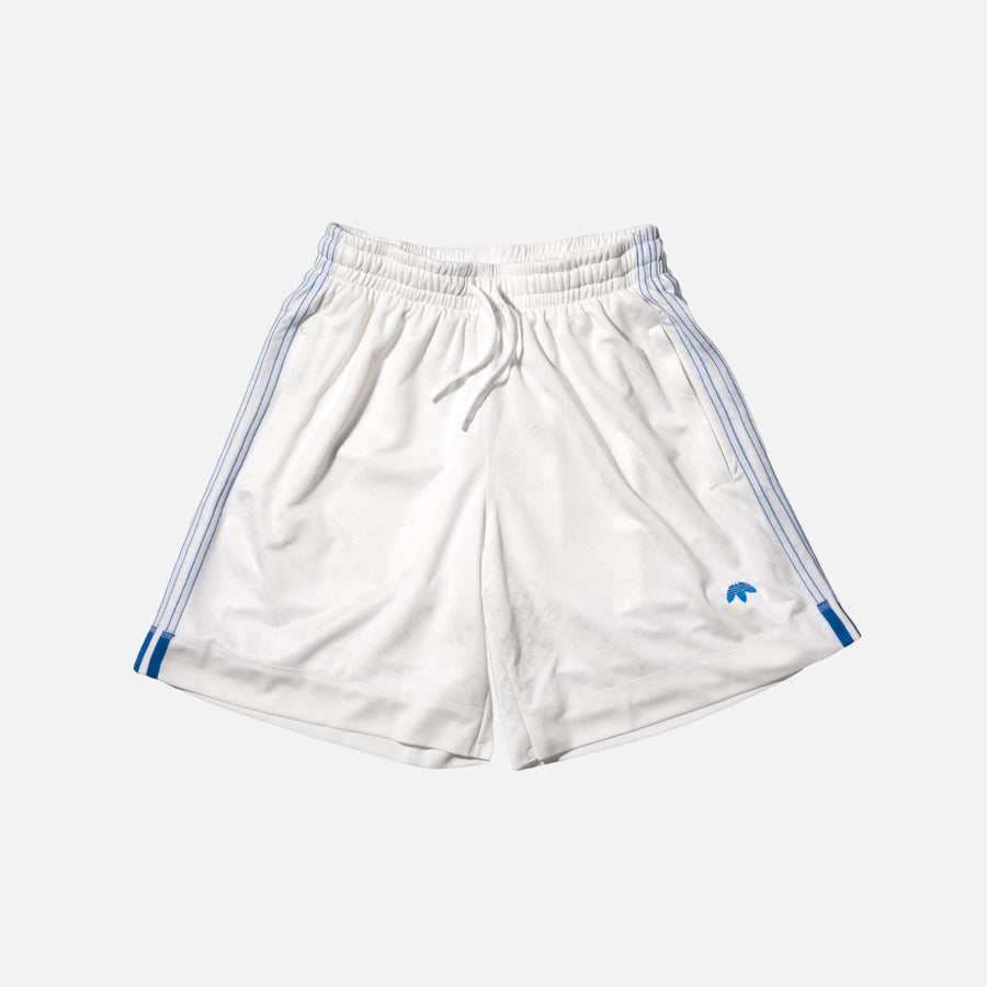 adidas Originals x Alexander Wang Soccer Shorts - White
