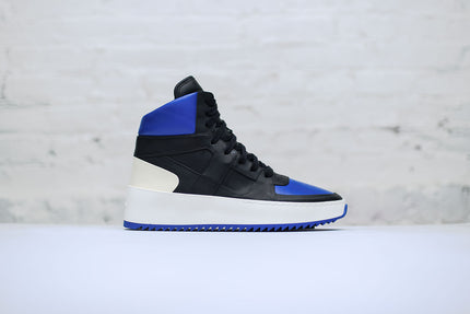 Fear of God Retro Basketball Sneaker - Black / Royal