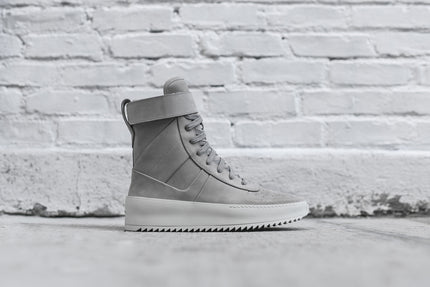 Fear of God Military Sneaker - Overcast Grey