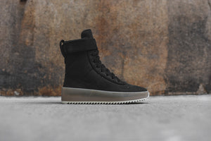 Fear of God Military Sneaker - Black / Gum Image 2