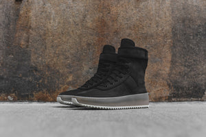 Fear of God Military Sneaker - Black / Gum Image 3