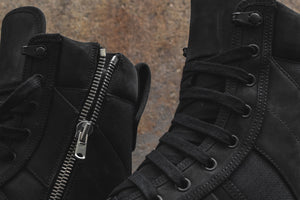 Fear of God Military Sneaker - Black / Gum Image 8