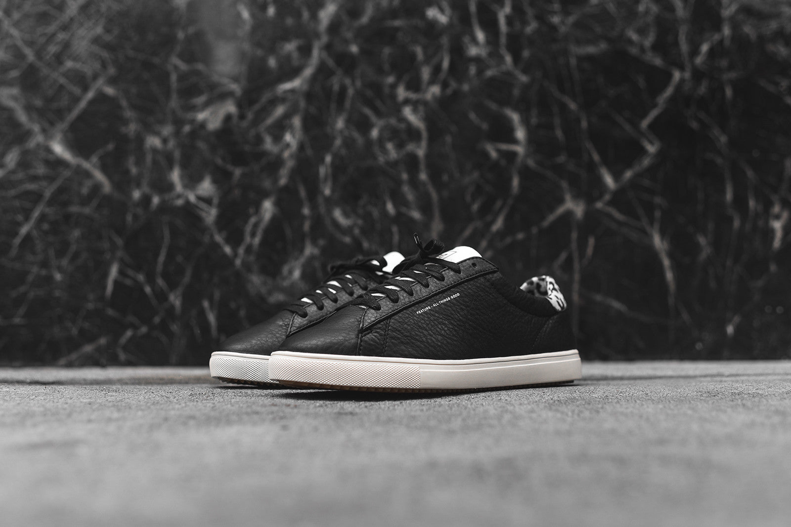 Clae x Feature Bradley - Black