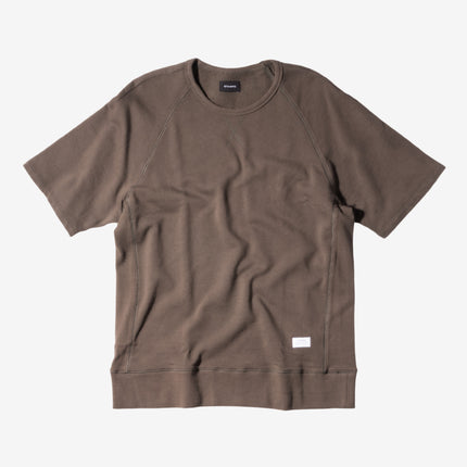 Stampd Field Short Sleeve Pullover - Tobacco