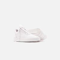 Filling Pieces Low Top Ripple Lane Nappa - All White Thumbnail 2