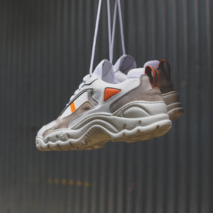Filling Pieces Trimix Orange - White / Grey