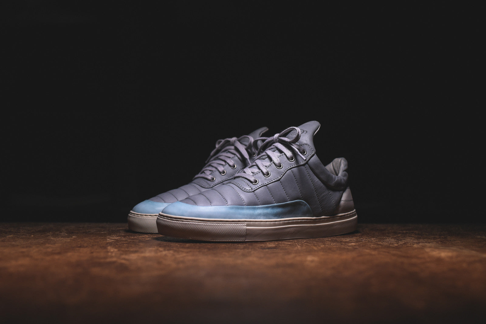 Filling Pieces Low Fuse - Iron / Ocean
