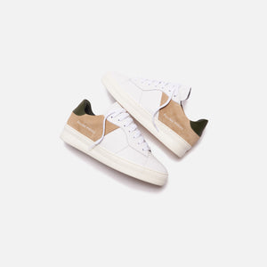 Filling Pieces Low Plain Court - White / Tan