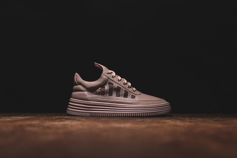 Filling Pieces Low Top Cut-Out - Nude