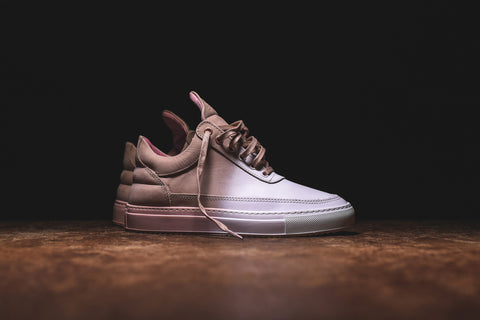 Filling Pieces Low Top Degrade - White / Coral