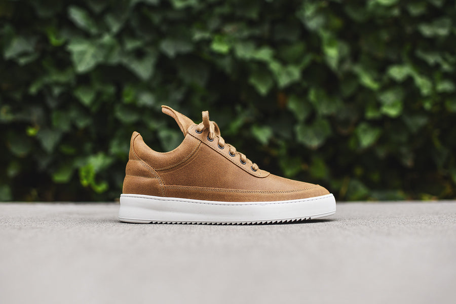 Filling Pieces Low Top - Taupe