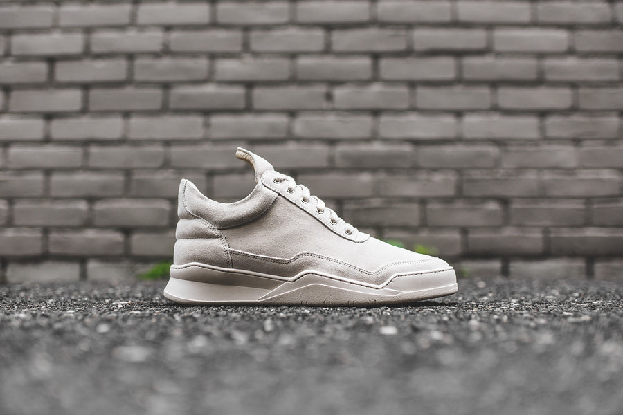 Filling Pieces Low Top - Ghost Beige
