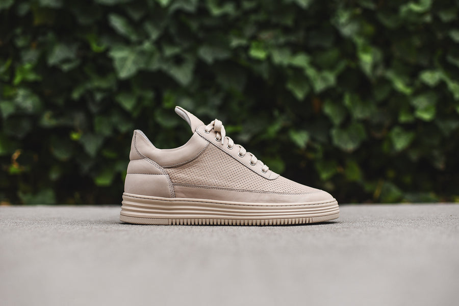 Filling Pieces Low Top - Sand