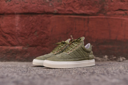 Filling Pieces Low Top - Forest Green