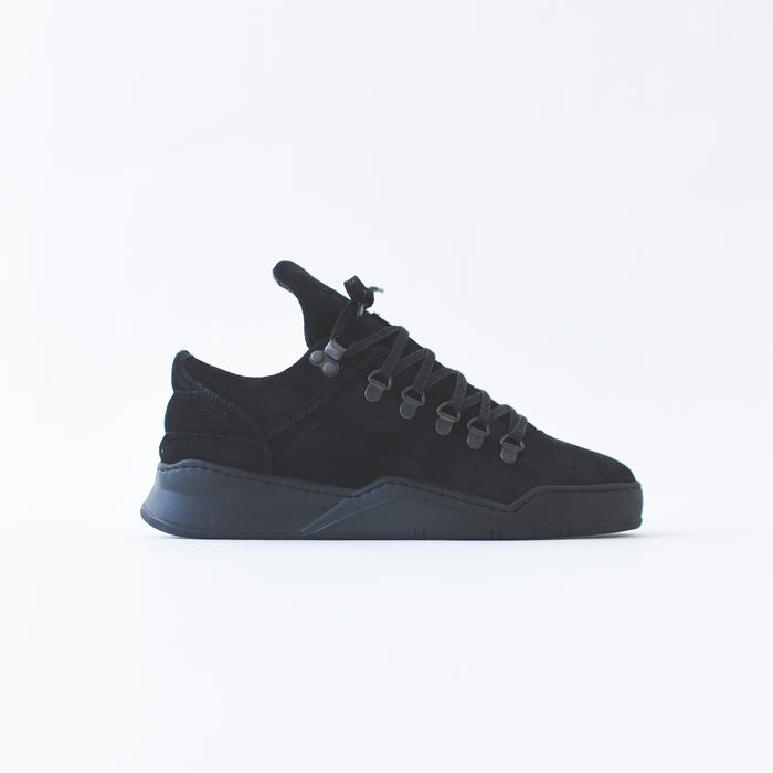 Filling Pieces Mountain Cut Ghost - Black/White