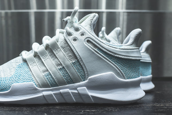 adidas Originals x Parley EQT Support ADV -  White / Blue Spirit / Off White