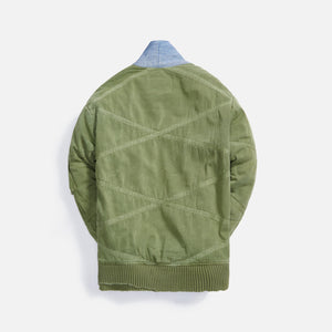 Greg Lauren Utility Flight GL1 - Army Green
