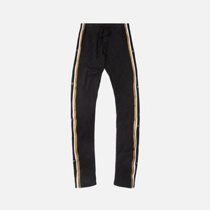 Greg Lauren Long Pant - Royal Black