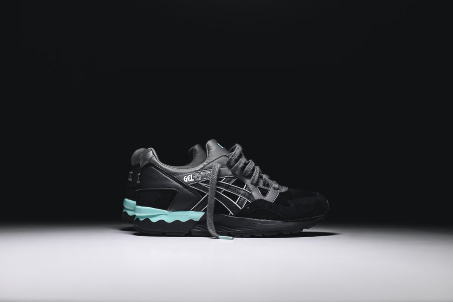 Asics WMNS Gel Lyte V - Black / Mint