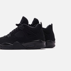 Nike Grade School Air Jordan 4 Retro - Black Cat