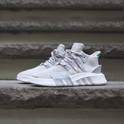 adidas Originals Junior EQT Basketball ADV - Grey / White
