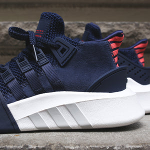 adidas Originals Junior EQT Basketball ADV - Navy / White