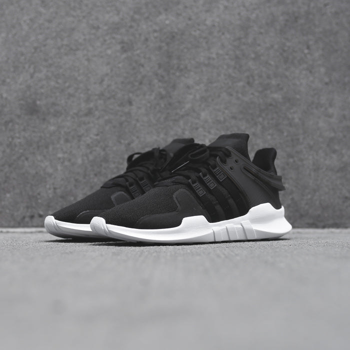 adidas Originals Junior EQT Support ADV - Black / White