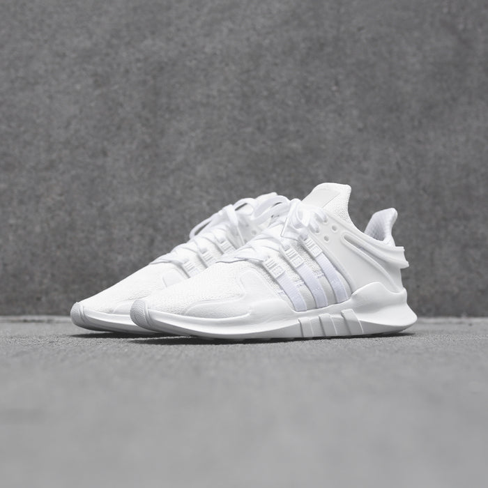 adidas Originals Junior EQT Support ADV - Triple White