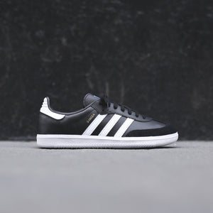 adidas Originals Junior Samba OG - Black / White Image 1