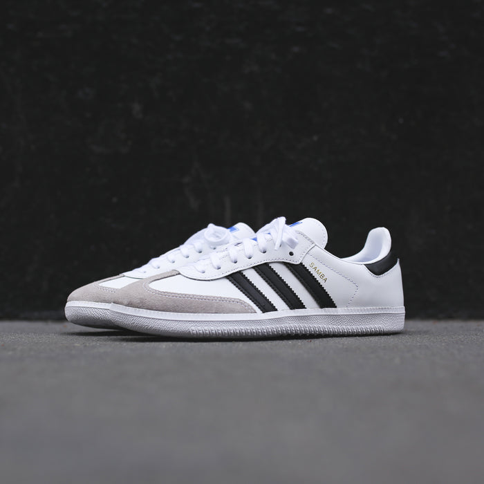 adidas Originals Junior Samba OG - White / Black / Crystal White