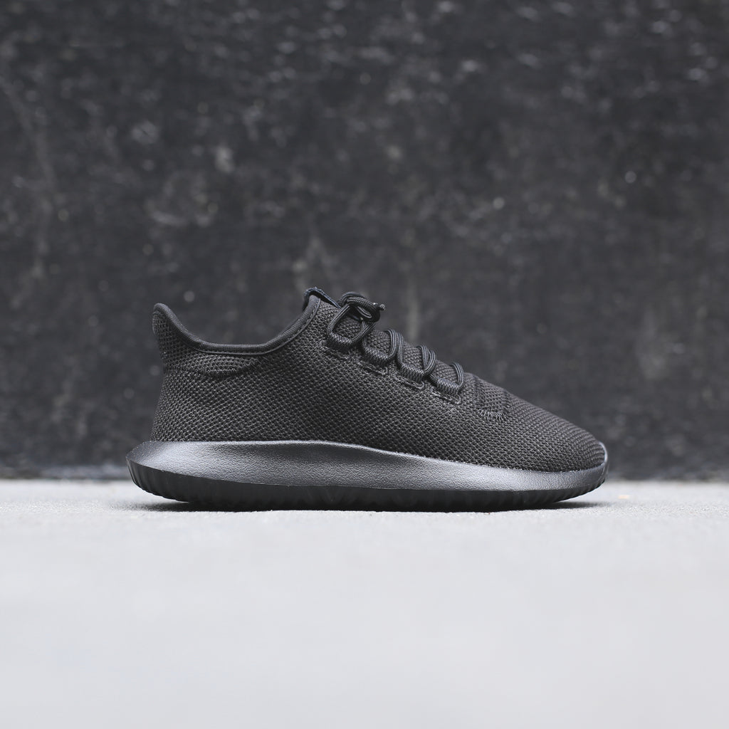 pretty nice 51622 8324e adidas Originals Junior Tubular Shadow - Triple Black