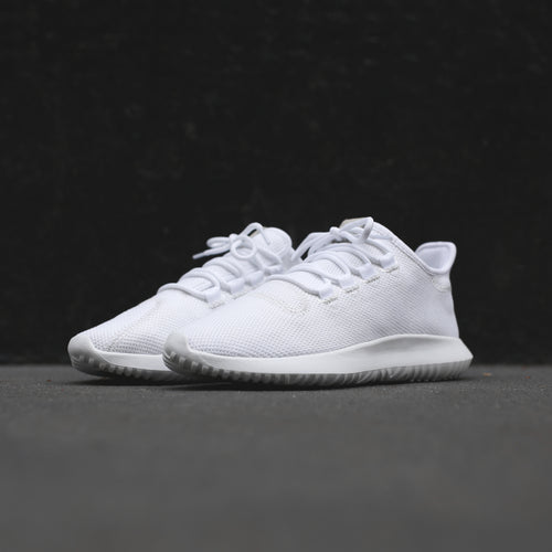 adidas Originals Junior Tubular Shadow - Triple White