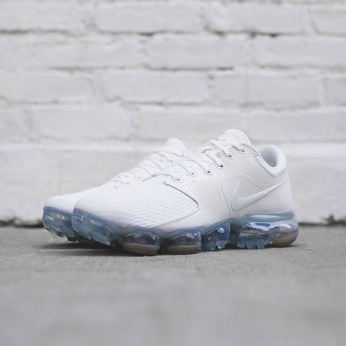 Nike Grade School Air Vapormax - White / Silver