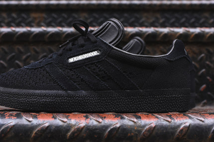 adidas Consortium x Neighborhood Gazelle Super - Black
