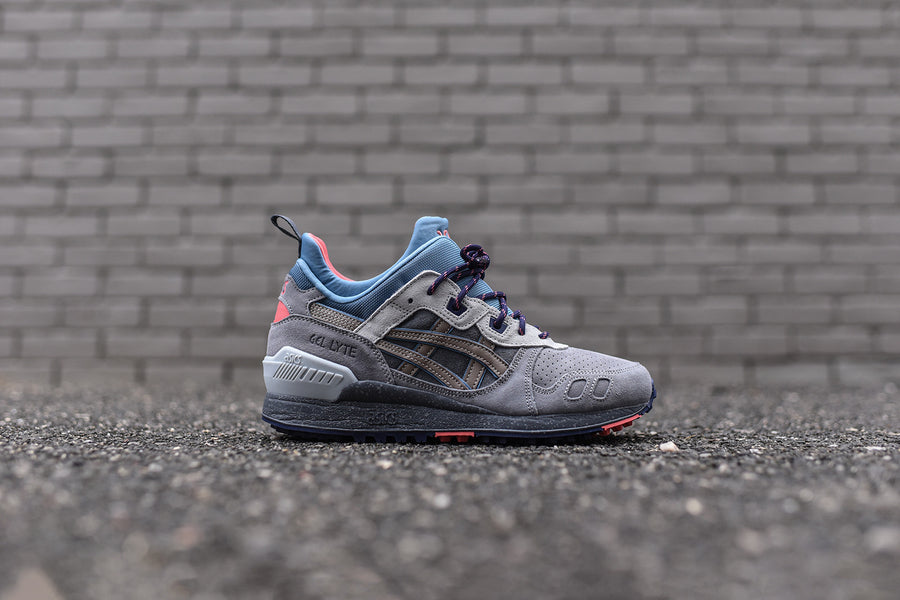 Asics Gel Lyte MT - Grey / Light Blue