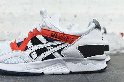 Asics Gel-Lyte V - White / Orange