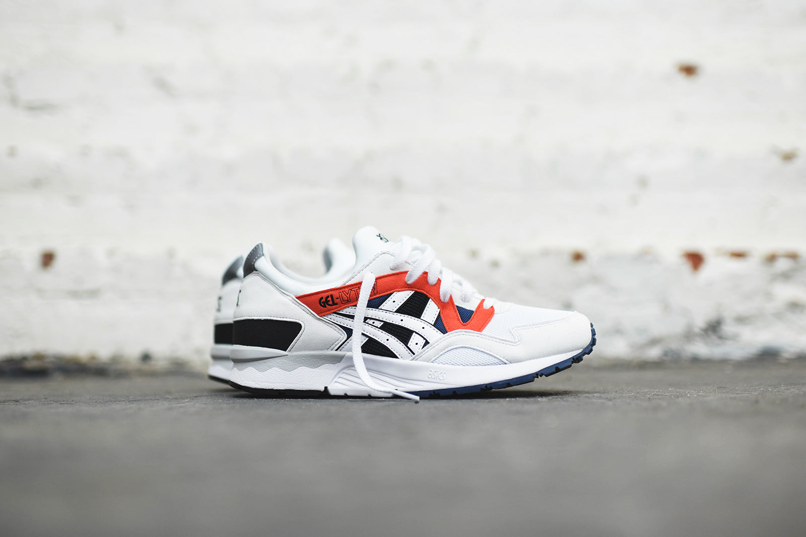 asics gel lyte white