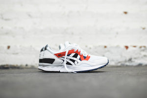the latest feeef ea4f3 Asics Gel-Lyte V - White / Orange – Kith