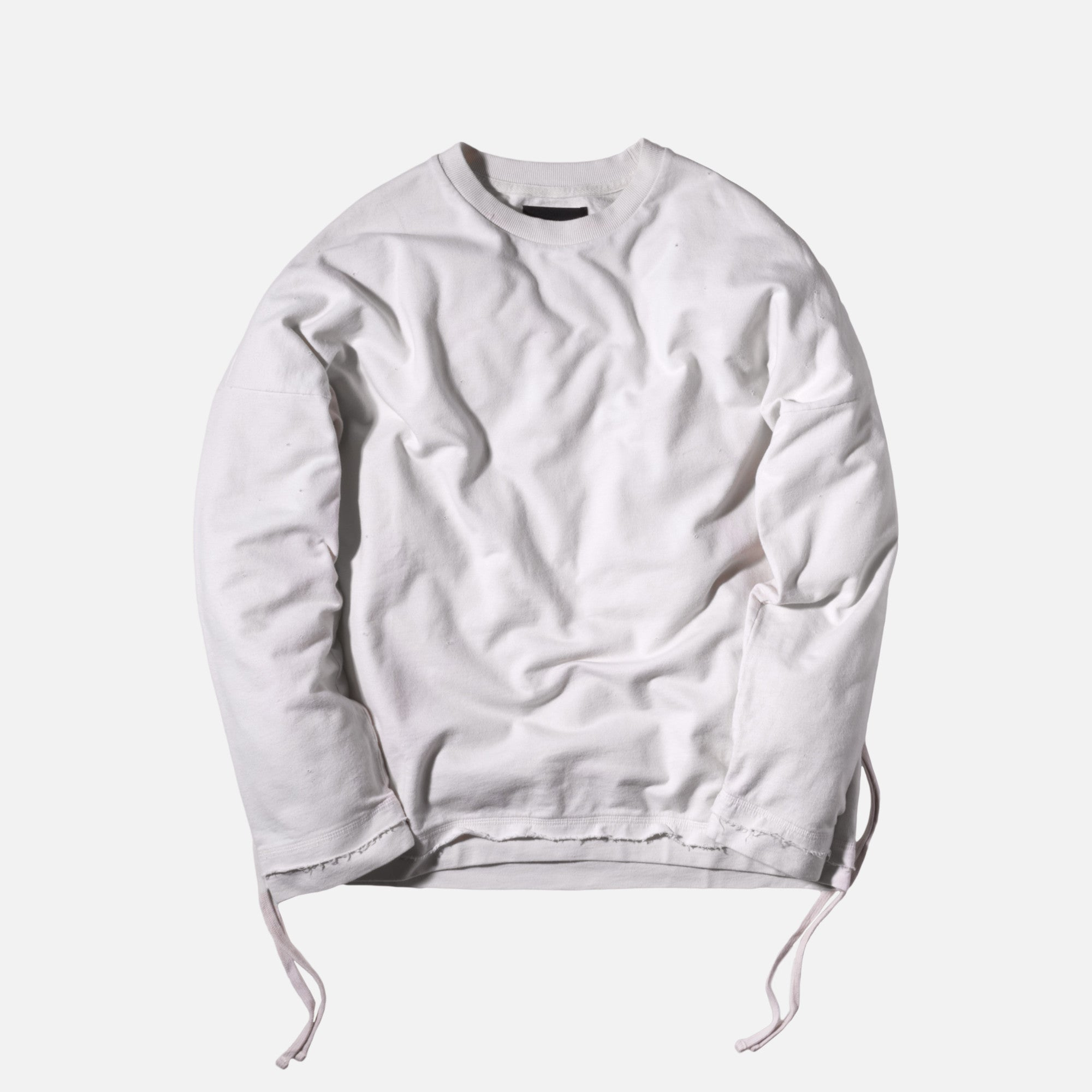 Stampd Glass Chains Crewneck - Muslin