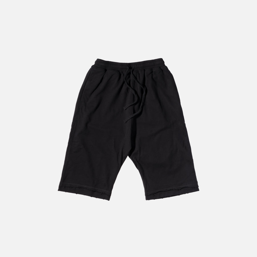 Stampd Glass Chains Sweat Short - Black