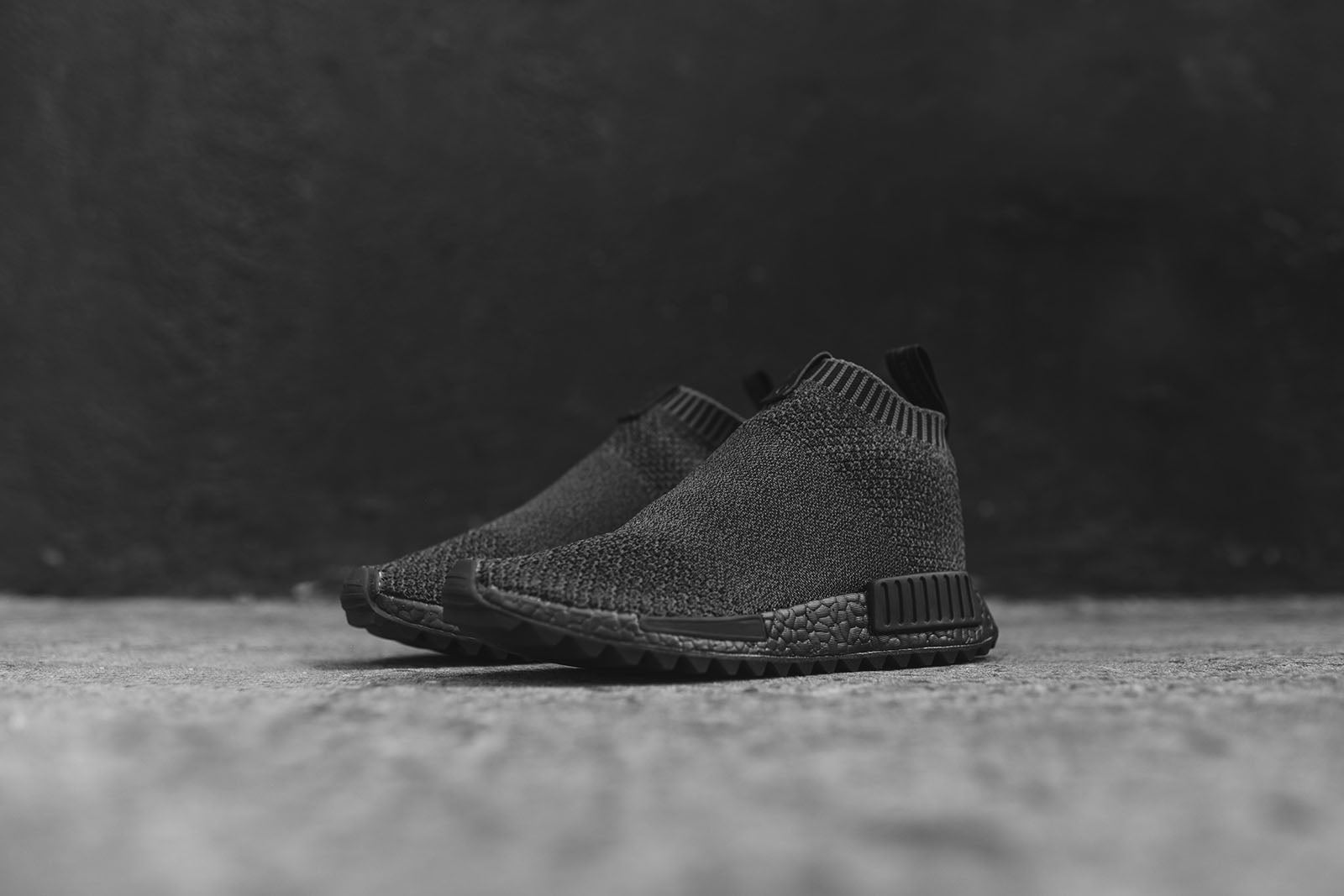adidas Consortium x The Good Will Out NMD CS1 - Triple Black