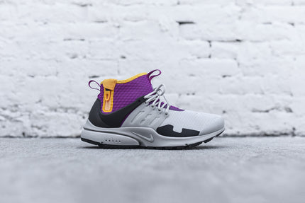 Nike Air Presto Mid SP - Granite / Rave Pink / Pro Gold