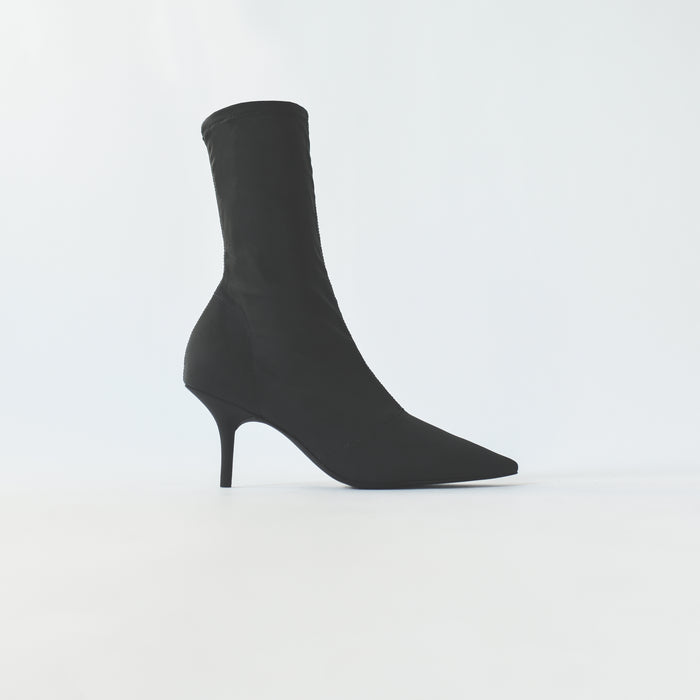 Yeezy WMNS Ankle Boot 70MM Heel - Graphite