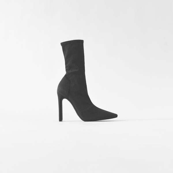 25df3647e Yeezy Stretch Ankle Boot 110MM - Graphite – Kith