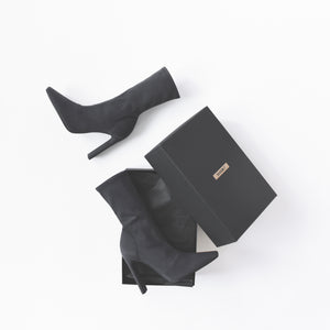 Yeezy Stretch Ankle Boot 110MM - Graphite